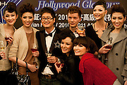 China Fashion Week 2010 - Dorian Ho Collection - March 28 in the Beijing Hotel.