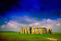 Stonehenge, Salisbury Plain, England