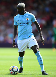 Benjamin Mendy of Manchester City - Mandatory by-line: Alex James/JMP - 26/08/2017 - FOOTBALL - Vitality Stadium - Bournemouth, England - Bournemouth v Manchester City - Premier League