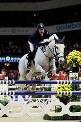 Van Der Vleuten Maikel (NED) - VDL Groep Sapphire B<br /> Gothenburg Horse Show 2014<br /> Class 13 - 1.60 cm. LONGINES FEI WORLD CUP JUMPING<br /> © Hippo Foto - Peter Zachrisson
