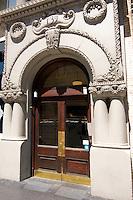 Entrance at 139 Spring Street