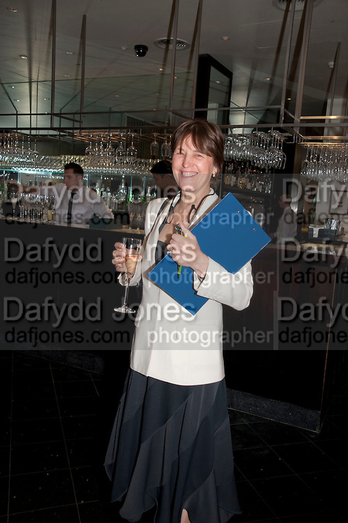 CAROLINE WALDEGRAVE, Literary charity First Story fundraising dinner. Cafe Anglais. London. 10 May 2010. *** Local Caption *** -DO NOT ARCHIVE-© Copyright Photograph by Dafydd Jones. 248 Clapham Rd. London SW9 0PZ. Tel 0207 820 0771. www.dafjones.com.<br /> CAROLINE WALDEGRAVE, Literary charity First Story fundraising dinner. Cafe Anglais. London. 10 May 2010.