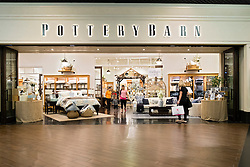 Pottery Barn shop in Dubai Mall United Arab Emirates