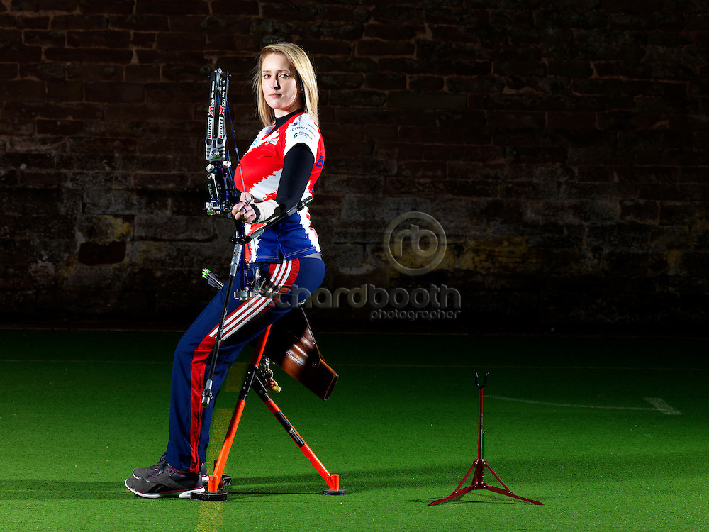 archery, Dani Brown, Paralympics