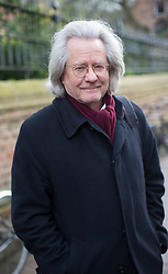 Philosopher AC Grayling speaks at the Oxford Union.United Kingdom. Thursday, 27th February 2014. Picture by i-Images
