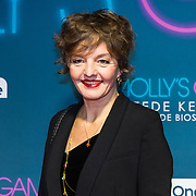 NLD/Amsterdam/20171212 - Première Molly's Game, Sanne Wallis de Vries