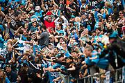 November 5, 2017: ATL vs CAR. Panthers' fans