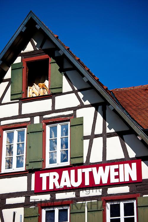 Trautwein in Black Forest town of Schiltach, Bavaria, Germany
