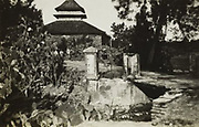 Landschap, vermoedelijk op Oost-Java. 1928 - 1932