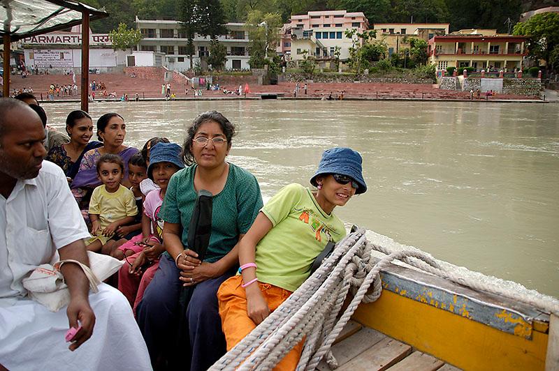 Trip to rishikesh &gt; gangotri &gt; gaumukh &gt; and beyond to tapovan in 2006.<br />