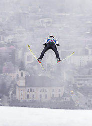 22.02.2019, Bergiselschanze, Innsbruck, AUT, FIS Weltmeisterschaften Ski Nordisch, Seefeld 2019, Nordische Kombination, Skisprung, im Bild Mario Seidl (AUT) // Mario Seidl of Austria during the Ski Jumping competition for Nordic Combined of FIS Nordic Ski World Championships 2019. Bergiselschanze in Innsbruck, Austria on 2019/02/22. EXPA Pictures © 2019, PhotoCredit: EXPA/ JFK