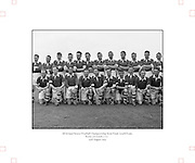 Neg No: 285/4014-4020...23081953AISFCSF.23.08.1953..All Ireland Senior Football Championship - Semi-Final...Kerry.3-6.Louth.0-10...Louth Team......