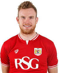 Loan signing Alex Pearce of Bristol City - Mandatory byline: Rogan Thomson/JMP - 21/01/2016 - FOOTBALL - Failand Training Ground - Bristol, England - Bristol CIty Headshots.
