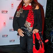 NLD/Blaricum/20121104 - Benefietavond The Red Sun Blaricum  t.b.v. Stop Kindermisbruik, Patty Brard