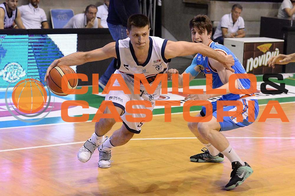 Cinciarini<br /> Treviso 17 Maggio  2017 -<br /> Campionato Basket Legadue - Play Off quarti Gara 2 - Treviso Basket  vs Kontatto Fortitudo Bologna<br /> Foto Ciamillo/Michele Gregolin
