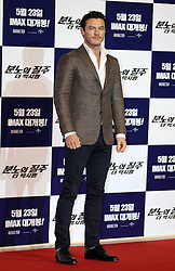 59636418 .Luke Evans attends a press conference for the premiere of the movie Fast and Furious 6 in Seoul, South Korea, May 13, 2013. Photo by: i-Images.UK ONLY