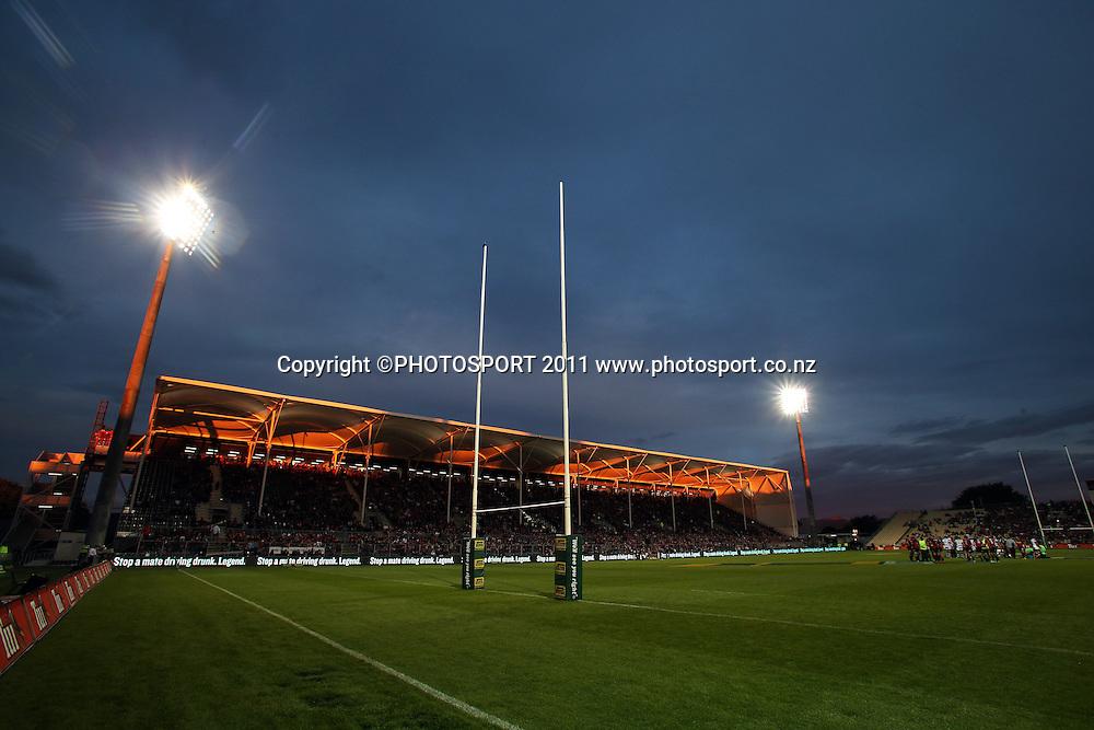 GV. Auckland v Canterbury. ITM CUP Rugby Final, AMI Stadium, Christchruch. Saturday 27 October 2012. Joseph Johnson/photosport.co.nz