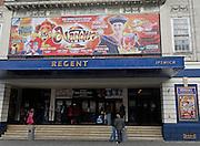 Aladdin, Regent theatre, Ipswich, England