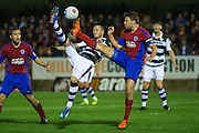 Forest Green Rovers Rhys Murphy(39) during the Vanarama National League match between Aldershot Town and Forest Green Rovers at the EBB Stadium, Aldershot, England on 4 October 2016. Photo by Shane Healey.
