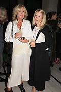 LADY COSIMA SOMERSET, AMANDA HARRINGTON Matt's Gallery 40th birthday in their new space. <br /> 42-44 Ponton Road, Nine Elms, London SW8 5BA 25 September 2019
