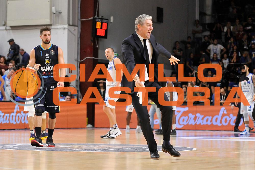 Andrea Conti<br /> Banco di Sardegna Dinamo Sassari - Vanoli Cremona<br /> LegaBasket Serie A LBA Poste Mobile 2016/2017<br /> Sassari 26/11/2016<br /> Foto Ciamillo-Castoria