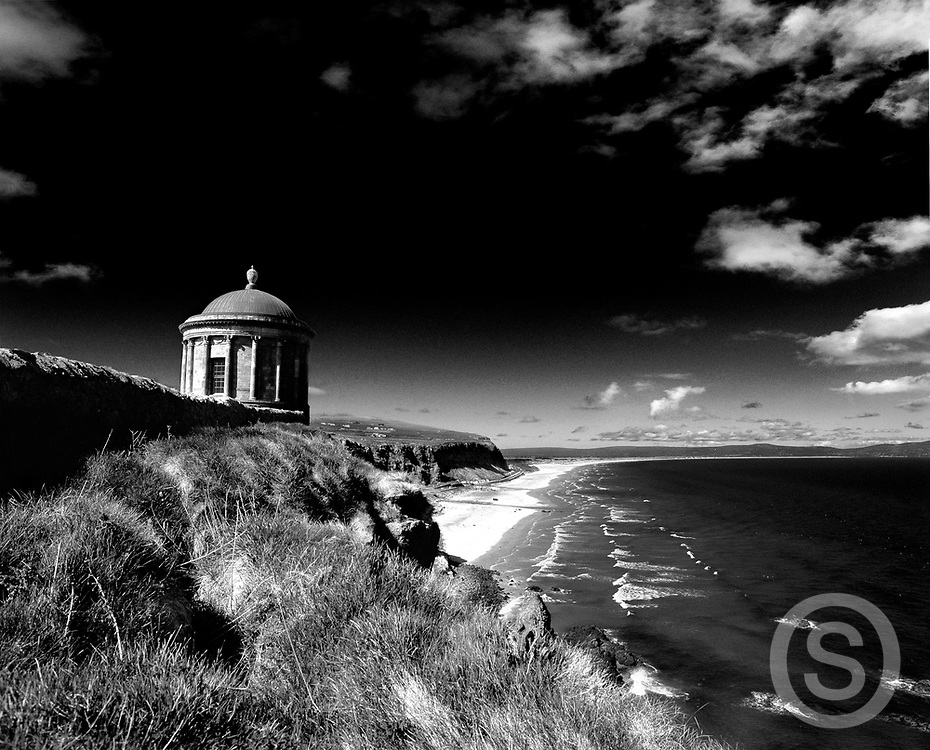 Photographer: Chris Hill, Mussenden Temple, County Londonderry / Derry