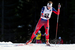 OLSRUD Hakon, NOR, Long Distance Cross Country, 2015 IPC Nordic and Biathlon World Cup Finals, Surnadal, Norway
