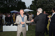 TOM DIXON, 2016 SERPENTINE SUMMER FUNDRAISER PARTY CO-HOSTED BY TOMMY HILFIGER. Serpentine Pavilion, Designed by Bjarke Ingels (BIG), Kensington Gardens. London. 6 July 2016
