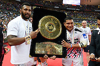 Waisale NAYACALEVU / Sakaria TAULAFO  - 13.06.2015 - Clermont / Stade Francais - Finale Top 14<br />