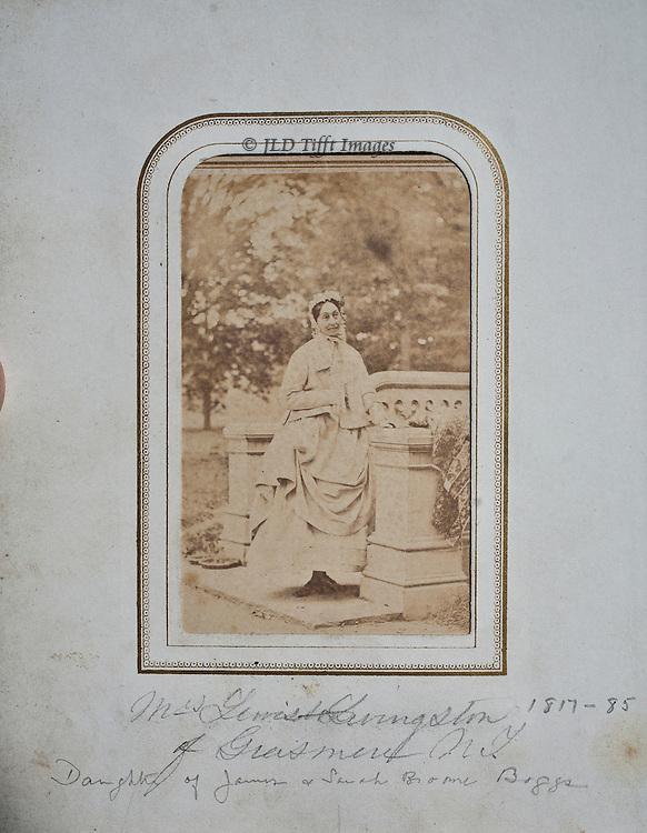 Daughter of James and Sarah Browne (?) Boggs