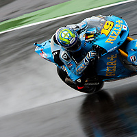2011 MotoGP World Championship, Round 6, Silverstone, United Kingdom, June 12, 2011, Alvaro Bautista