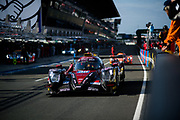 June 16-17, 2018: 24 hours of Le Mans. 38 Jackie Chan DC Racing, Oreca 07-Gibson, Ho-Pin Tung, Gabriel Aubry, Stephane Richelmi