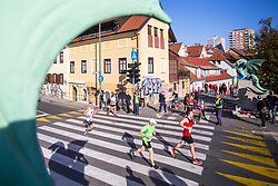 Volkswagen 24th Ljubljana Marathon 2019, on October 27, 2019, in Ljubljana, Slovenia. Photo by Sinisa Kanizaj / Sportida