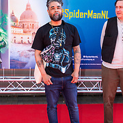 NLD/Amsterdam/20190702 - Filmpremiere Spider-man: Far From Home, London Loy