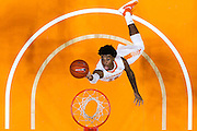 KNOXVILLE,TN - FEBRUARY 02, 2016 -  Guard Shembari Phillips #25 of the Tennessee Volunteers during the game between the Kentucky Wildcats and the Tennessee Volunteers at Thompson-Boling Arena in Knoxville, TN. Photo By Craig Bisacre/Tennessee Athletics