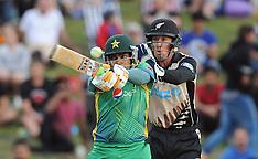 Hamilton-Cricket, New Zealand v Pakistan, 2nd T20