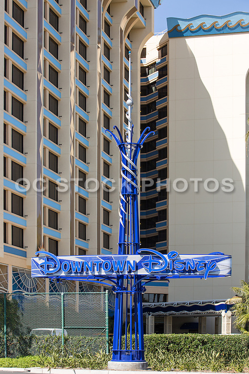 Downtown Disney District