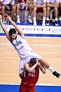 DESCRIZIONE : Trieste Nazionale Italia Uomini Torneo internazionale Italia Serbia Italy Serbia<br /> GIOCATORE : Alessandro Gentile<br /> CATEGORIA : Schiacciata<br /> SQUADRA : Italia Italy<br /> EVENTO : Torneo Internazionale Trieste<br /> GARA : Italia Serbia Italy Serbia<br /> DATA : 05/08/2014<br /> SPORT : Pallacanestro<br /> AUTORE : Agenzia Ciamillo-Castoria/Max.Ceretti<br /> Galleria : FIP Nazionali 2014<br /> Fotonotizia : Trieste Nazionale Italia Uomini Torneo internazionale Italia Serbia Italy Serbia