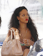 23.JULY.2012. ST.TROPEZ<br /> <br /> RIHANNA TAKES A STROLL THROUGH THE STREETS OF ST.TROPEZ BEFORE GETTING BACK ON HER SPEEDBOAT TO HEAD BACK TO HER YACHT TO CONTINUE HER HOLIDAYS.<br /> <br /> BYLINE: EDBIMAGEARCHIVE.CO.UK<br /> <br /> *THIS IMAGE IS STRICTLY FOR UK NEWSPAPERS AND MAGAZINES ONLY*<br /> *FOR WORLD WIDE SALES AND WEB USE PLEASE CONTACT EDBIMAGEARCHIVE - 0208 954 5968*