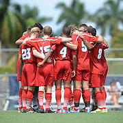 FAU Men's Soccer 2014