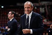 A X Armani Exchange Olimpia Milano - Germani Basket Brescia<br /> Basket Serie A LBA 2019/2020<br /> MIlano 29 September 2019<br /> Foto Mattia Ozbot / Ciamillo-Castoria