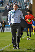 Coventry City manager Tony Mowbray  ahead of  the EFL Sky Bet League 1 match between Gillingham and Coventry City at the MEMS Priestfield Stadium, Gillingham, England on 24 September 2016. Photo by Martin Cole.