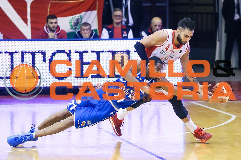 Tremmell Darden<br /> Grissin Bon Reggio Emilia - Red October Cantu<br /> Lega Basket Serie A 2016/2017<br /> Reggio Emilia, 06/11/2016<br /> Foto Ciamillo-Castoria