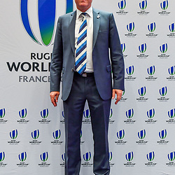 15,05,2018 Press conference World Cup Rugby 2023