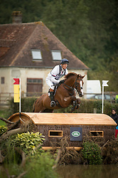 William Fox Pitt, (GBR), Chilli Morning - Eventing Cross - Alltech FEI World Equestrian Games™ 2014 - Normandy, France.<br /> © Hippo Foto Team - Shannon Brinkman