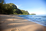 Haena Beach State Park,Kauai, Hawaii