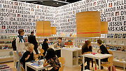 "Frankfurt Book Fair 2014, biggest of its kind in the World. Guest of Honor 2014: Finland. ""Finland. Cool."""