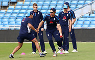 England Nets Session - Day Two - 31 May 2018
