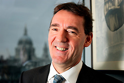 UK ENGLAND LONDON 18JAN07 - Jim O'Neill, Head of Global Economic Research and partner at Goldman Sachs International poses for a portrait at his office in the firm's London office. Mr O'Neill has previously been labelled the 'Rock Star' of the City's business elite for making accurate preditions on leading currency fluctuations...jre/Photo by Jiri Rezac..© Jiri Rezac 2007..Contact: +44 (0) 7050 110 417.Mobile:  +44 (0) 7801 337 683.Office:  +44 (0) 20 8968 9635..Email:   jiri@jirirezac.com.Web:    www.jirirezac.com..© All images Jiri Rezac 2007 - All rights reserved.