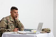 Army OCP and Tee-Shirt David